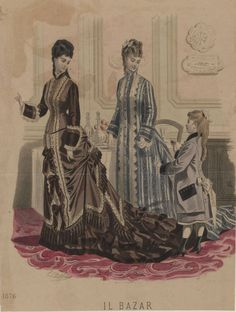Il Bazar 1876