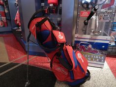 Spring It Means Baseball And Golf Season Check Out The New Phillies Bags