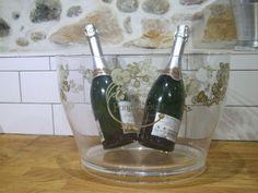 Perrier Jouet Champagne Bath // Perrier by VintageRetroOddities