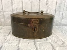Vintage Brass Metal Trinket Box Handle Hasp Collectible Gift | Collectibles, Decorative Collectibles, Trinket Boxes | eBay!