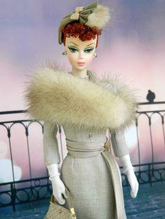 New York New York Fashion for Silkstone Barbie by Joby Originals