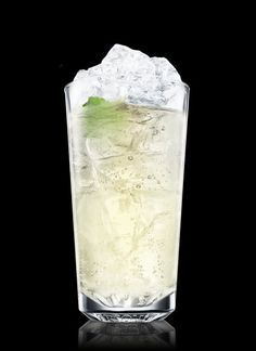 Viagara - Fill a chilled highball glass with ice cubes. Add Absolut Vodka and lemon juice. Top up with ginger beer. Garnish with mint leaf. 1 Part Absolut Vodka, Lemon Juice To Taste, Ginger Beer, 7 Leaves Mint Leaf
