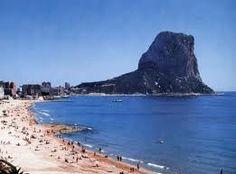Spanje- Calpe