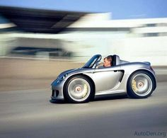 Smart Car Designs of Sports Cars