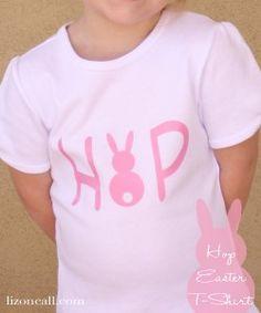 Hop Shirt  (Iron on vinyl)