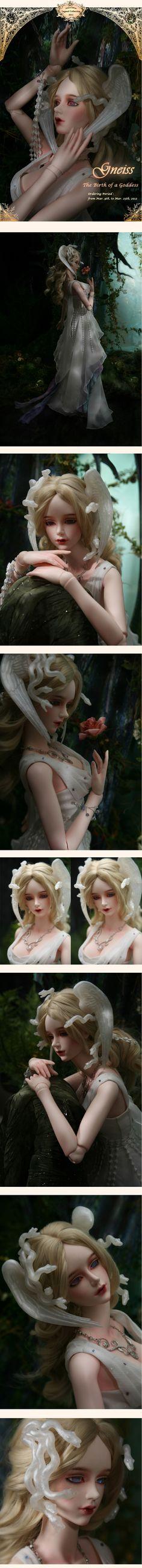 Gneiss - The Birth of a Goddess [Gneiss] - $269.00 : BJD baby,bjd dolls,bjd doll shop,bjd bragan?a,fairyland,volks bjd,soom,luts bjd,Super Dollfie, BJD lovers collect community