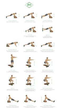 Work out programe