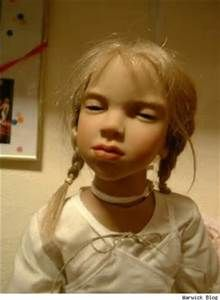 creepy dolls - Bing Images