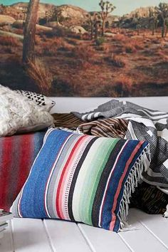 Pillows + Throws - Urban Outfitters USE BLANKET I HAVE TO COVER OTHERS?