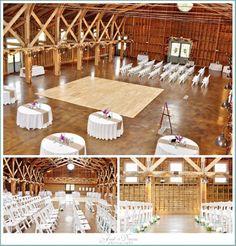 the fair barn pinehurst nc ceremony reception floor plan idea