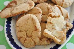 Cookies med marcipan og mandler - opskrift | nogetiovnen.dk