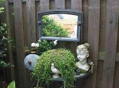 Spiegel Im Garten spiegelfenster im schattenbeet jardin garten and gardens