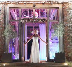 Beautiful bride at Grittenham Barn wedding