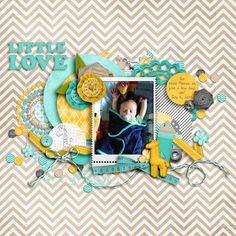 "Made using Meg Mullens' ""Little Man.""  Kit available at www.sweetshoppedesigns.com."
