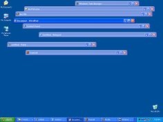 Make a window roll into its title bar, send it to the back or make it stay on top. Minimize, maximize or close all visible windows, including minimizing to the tray area. Make a window translucent on Windows 2000 or above.