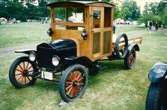 1919 Ford Model TT Express truck...
