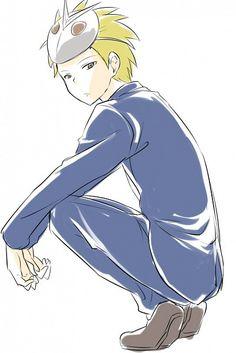 """Daily Lives of High School Boys { aka """"Danshi Koukousei no Nichijou"""" } ~~ Rubber Shooter - Tanaka Yoshitake"""