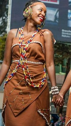 Ankara Fashion, African Fashion, Women's Fashion, Traditional Wedding Attire, Traditional Outfits, Kenyan Wedding, Most Beautiful Black Women, African Traditional Dresses, African Diaspora