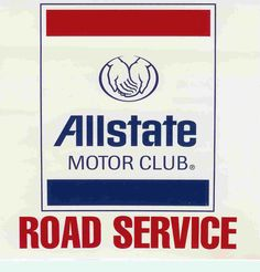 We are a Service Provider for Allstate Motor Club