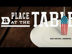 A Place at the Table | Film Trailer |  Explores #hunger through eyes of 3 people struggling with it. Also, shows how hunger poses serious economic, social and cultural implications for our nation. #poverty #news #movies #intheaters #US #documentary #nutrition