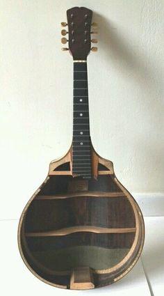 vintage airline p 5 electric mandolin kay w case uman6 music mandolin music vintage. Black Bedroom Furniture Sets. Home Design Ideas