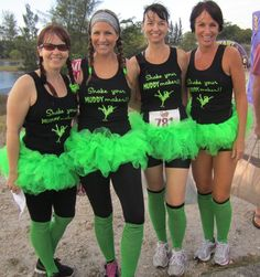 run costume ideas | Mud Run Costume Ideas submited images | Pic2Fly