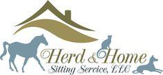Logo for pet sitting client. #girlnparis #logo #design #pets #services
