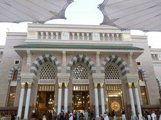 المسجد النبوي \ المدينة المنورة