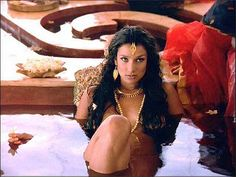 Indira Varma as Maya in Karma Sutra