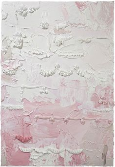 Will Cotton, Untitled, 2012, oil on linen, 47 x 32 inches. Courtesy of the artist and Mary Boone Gallery