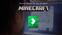 Microsoft lanza sitio de Minecraft para la educación, y así los docentes pueden utilizarlo en su aula de clases