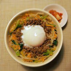 これが一番得意な料理かも… - 6件のもぐもぐ - ビビンバ。 by richan7