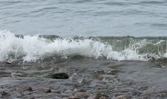 waves... I love the sound of the water