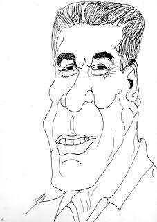 CARICATURAS DELBOY: LOU FERRIGNO