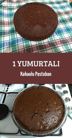 1 Egg Pastry with Cocoa – Leziz Yemeklerim 1 Yumurtalı Kakaolu Pastaban 1 Egg Pastry with Cocoa The Cheesecake Factory, Pasta Recipes, Cake Recipes, Dessert Recipes, Mousse Au Chocolat Torte, Good Food, Yummy Food, Turkish Recipes, Kakao