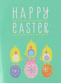 print & pattern: EASTER 2013 - paperchase Font in use: Berimbau