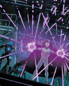 Serie Marvel, Marvel Art, Marvel Comics, Comic Books Art, Comic Art, Tony Stark Comic, Infamous Iron Man, Superior Iron Man, Greatest Villains