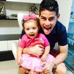 James and his princess :)