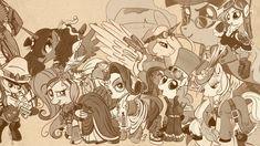 Steampunk MLP