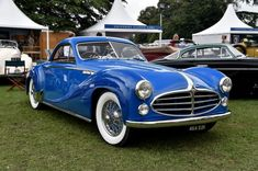 1953 Delahaye Type 235MS Coupe