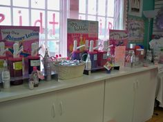 Fairy Dust Station