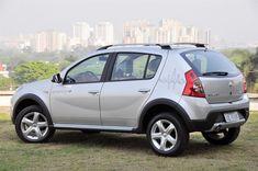 2011 Renault Sandero Stepway (Latin America)