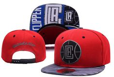 NBA Los Angeles Clippers Fashionable Snapback Cap for Four Seasons