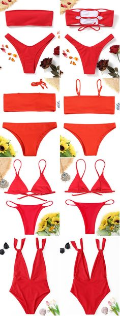 Up to 80% OFF! High Cut Ribbed Bandeau Bikini Set. #Zaful #Swimwear #Bikinis zaful,zaful outfits,zaful dresses,spring outfits,summer dresses,Valentine's Day,valentines day ideas,cute,casual,classy,fashion,style,bathing suit,swimsuits,one pieces,swimwear,bikini set,bikini,one piece swimwear,beach outfit,swimwear cover ups,high waisted swimsuits,tankini,high cut one piece swimsuit,high waisted swimsuit,swimwear modest,swimsuits modest,cover ups,swimsuit cover up @zaful Extra 10% OFF…