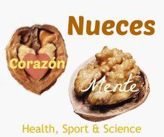 Health, Sport & Science: Incorpora nueces en tu dieta.
