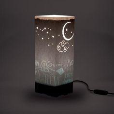 Lampada da Tavolo Rêve   W-LAMP    https://www.wellmade.store/collections/illuminazione