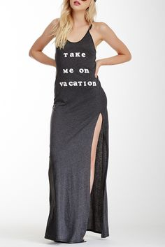 WILDFOX | Jet Set 70's Vacation Maxi Dress | Nordstrom Rack  Sponsored by Nordstrom Rack.