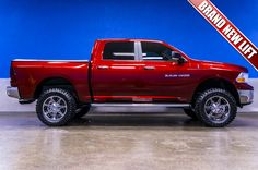 Used 2012 Dodge Ram 1500 SLT with miles at Northwest Motorsport in Puyallup, WA. Buy a used Red Dodge Ram. 2012 Dodge Ram 1500, Ram Trucks, Dodge Trucks, Pickup Trucks, 4x4 Trucks For Sale, Truck Rims, Luxury Vehicle, New Dodge, Shopping