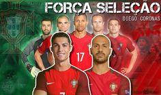 FORÇA SELEÇÃO ⚽ Música de apoio à Seleção #Portugal EURO2016