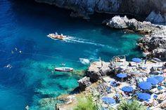 Da Luigi Beach Capri – Carla Coulson Limited Edition Fine Art Prints Stunning Photography, Fine Art Photography, Travel Photography, Photography Tips, Large Prints, Fine Art Prints, Capri Italy, Visit Italy, Beach Print